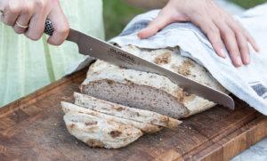 Glutenfri franskbrød - glutenfri valnøddebrød