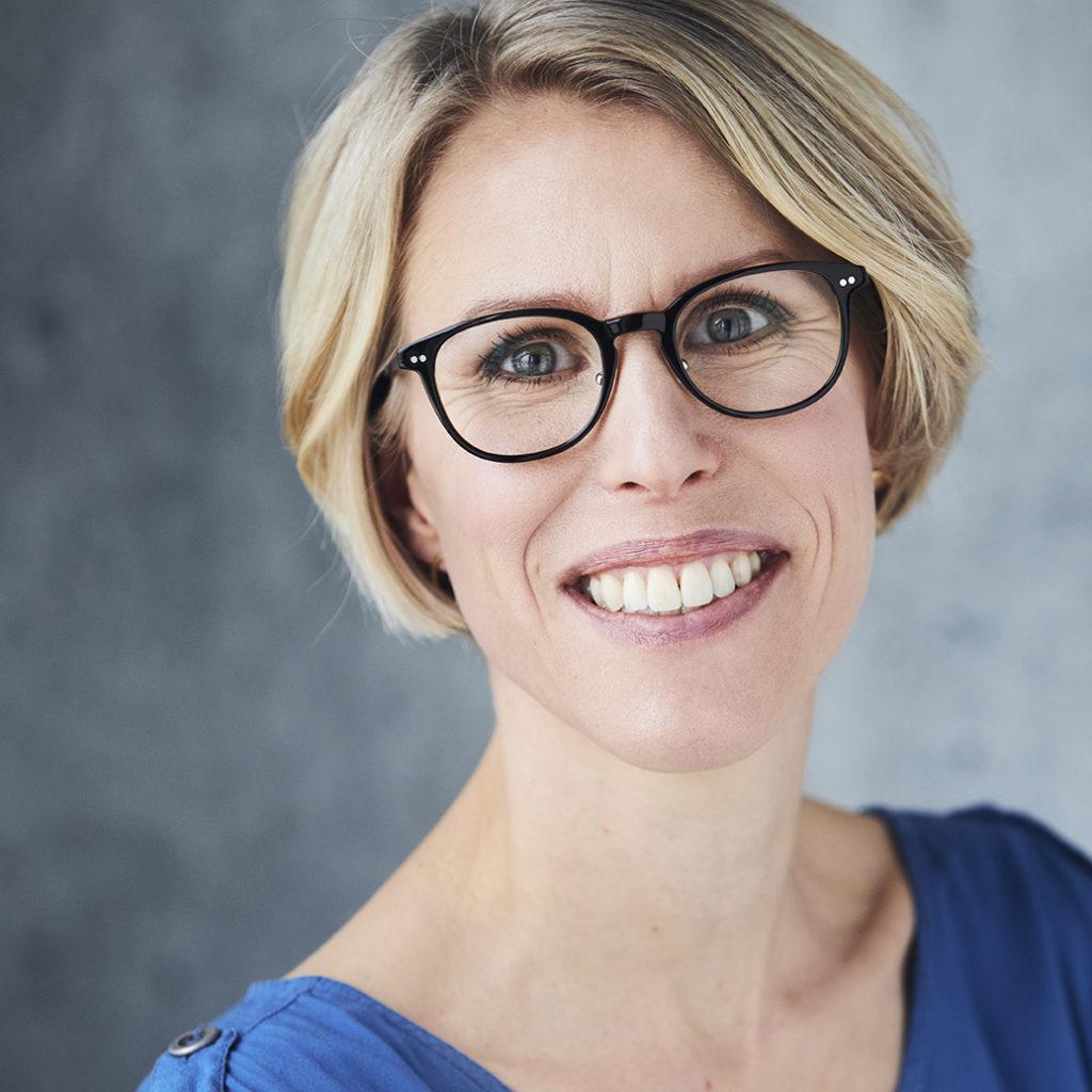 Billede af Karina Baagø, der har udviklet opskriften på glutenfri rundstykker
