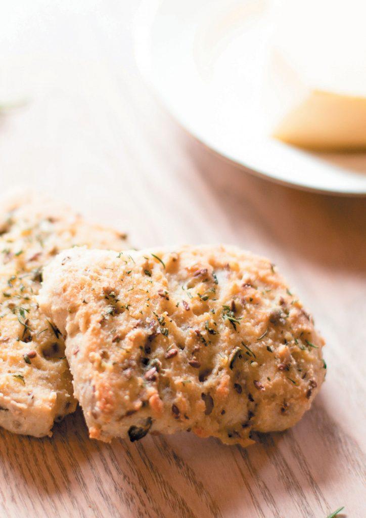 Grove glutenfri sandwichbrød med masser af god smag og mæthed