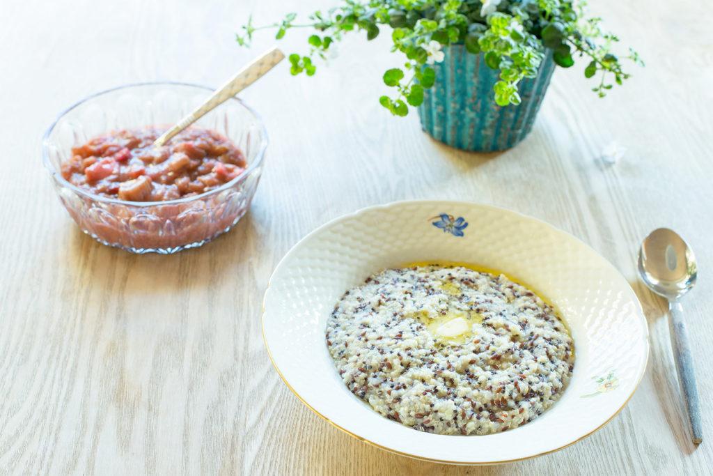 Billede af hirsegrød - en fyldig glutenfri grød