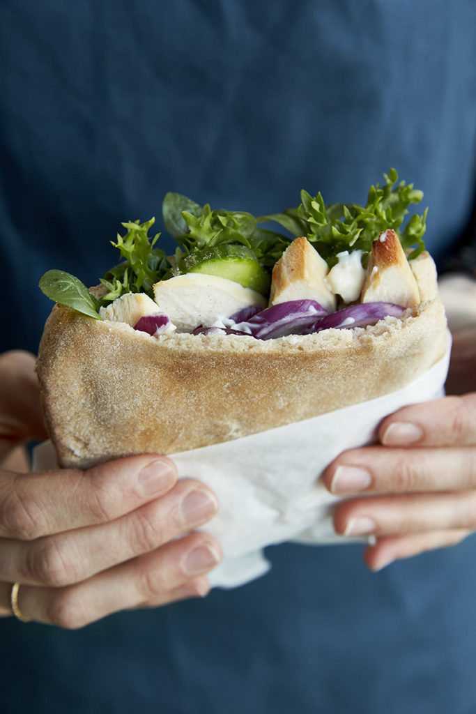 Undgå klæge glutenfri boller