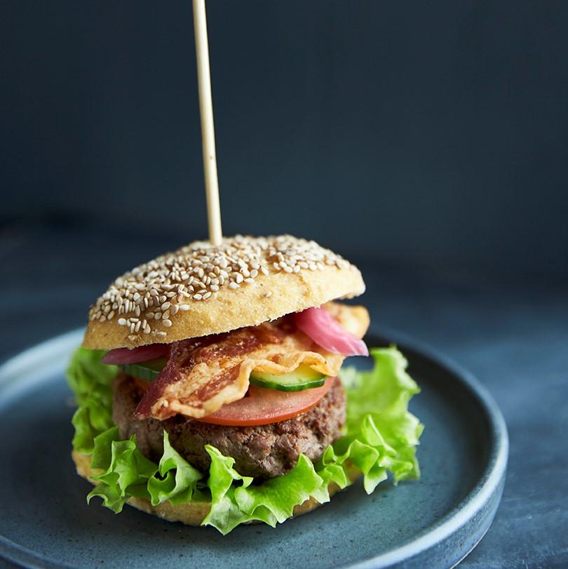 glutenfri bagekursus - lær at bage glutenfri burger
