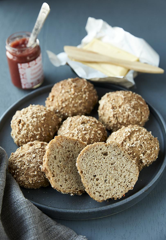 online bagekursus - glutenfrit brød