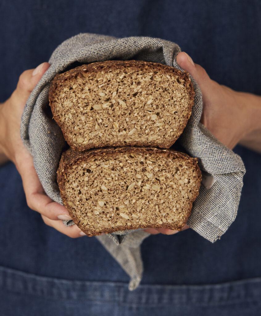 Billede af glutenfrit brød til en artikel om Den store glutenfri bagedyst