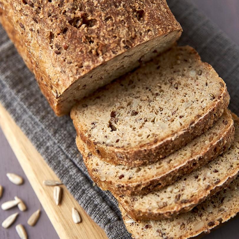 Brød fra glutenfrit bagekursus