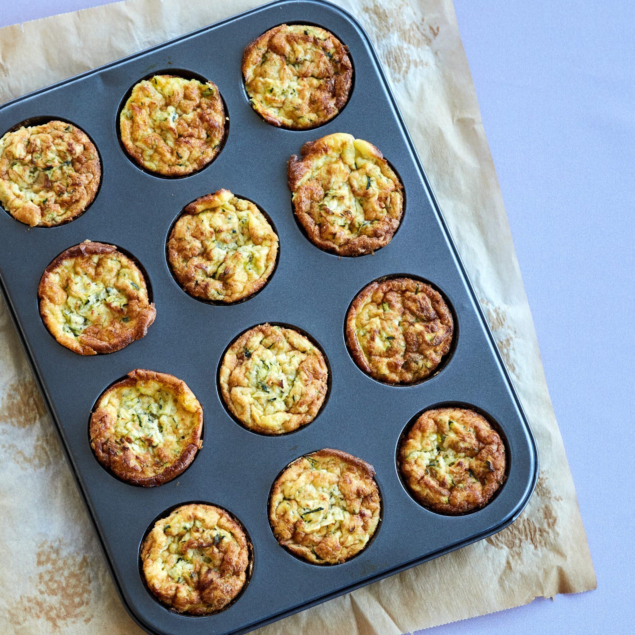 glutenfri squashmuffins fra bogen madpakker uden gluten
